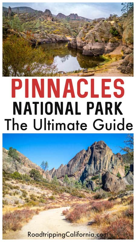 The ultimate guide to Pinnacles National Park in California: what to do plus where to stay.