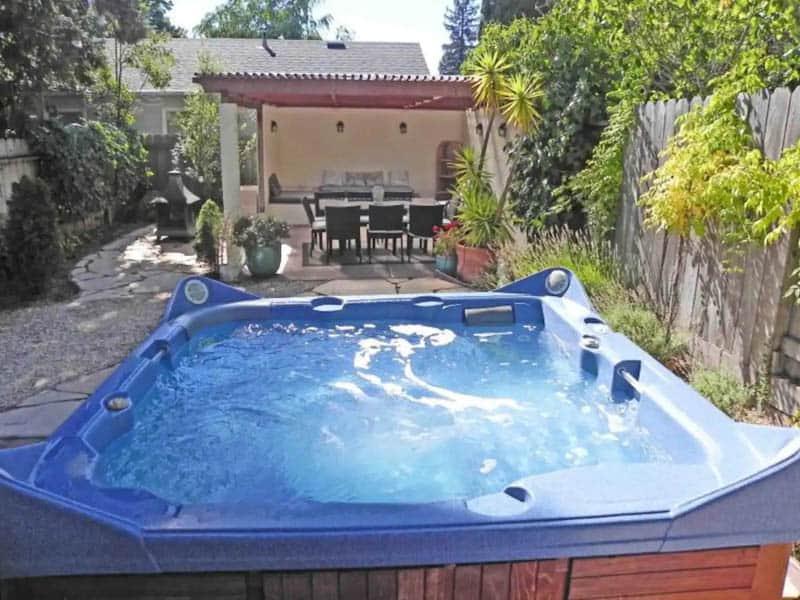 Hot Tub Casa Alta