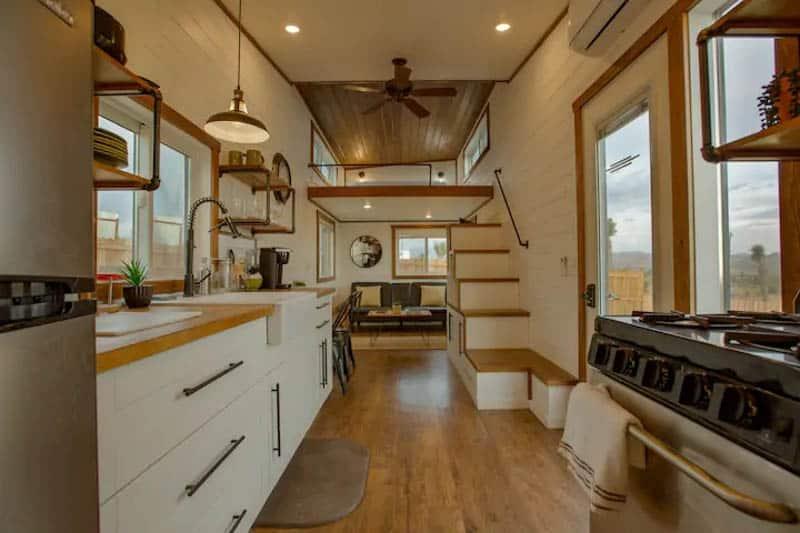 Interior JT Tiny Home