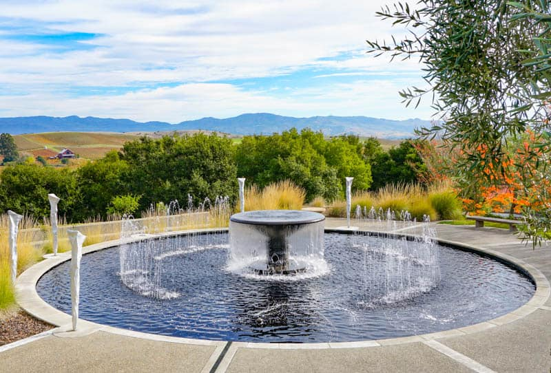 Artesa Winery is one of the most beautiful wineries in Napa Valley!