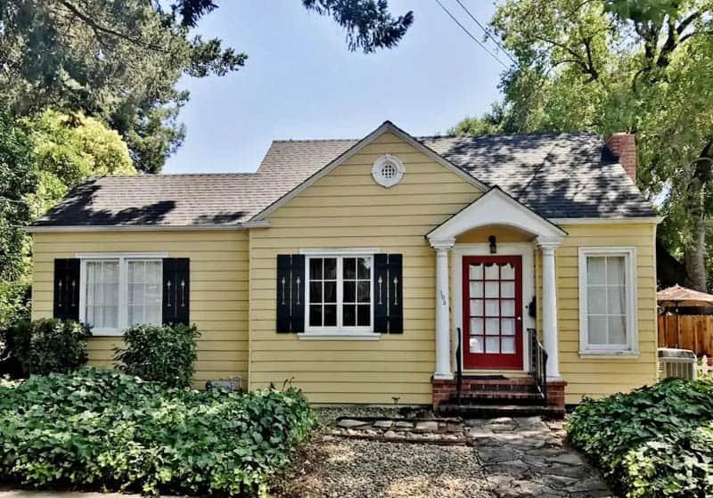 Yellow House Napa