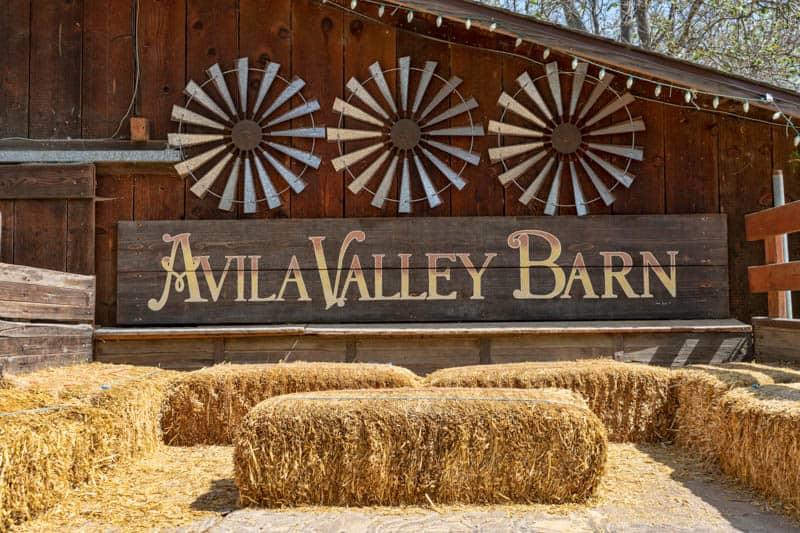 Avila Valley Barn Avila Valley California