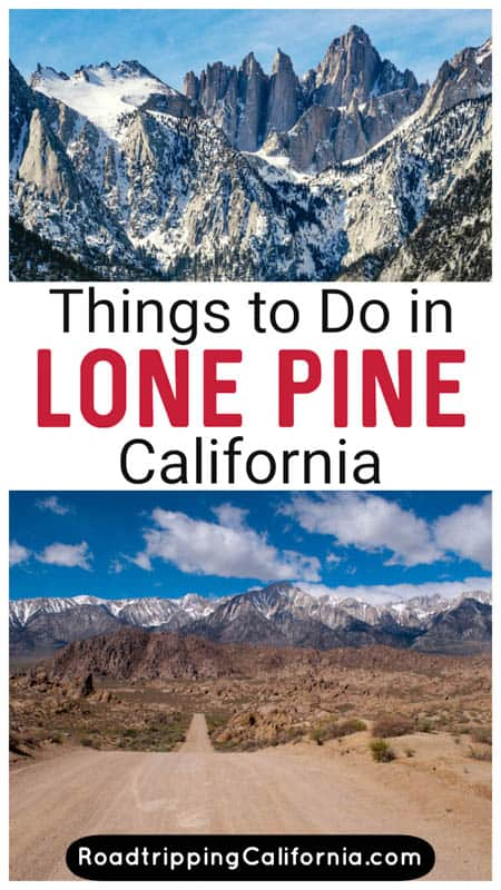 Discover all the epic things to do in Lone Pine, California. Explore the Eastern Sierra, tour Death Valley on a day trip, go fishing, and peek into the region's past!