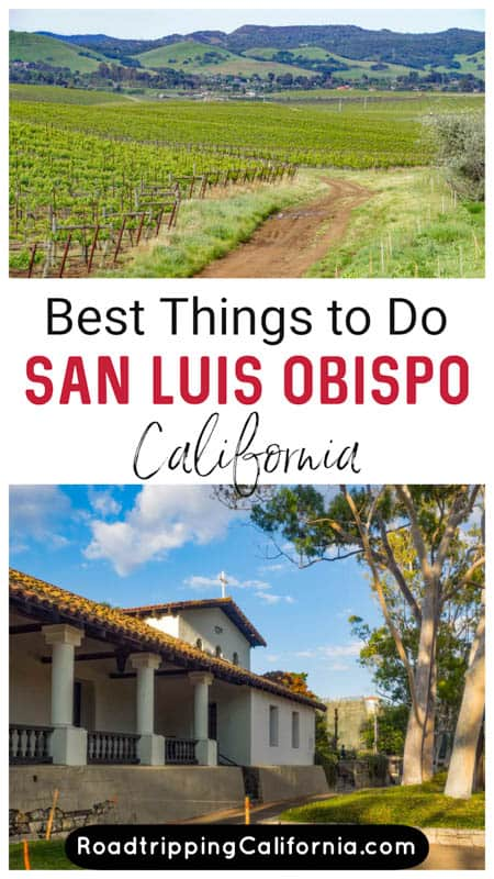 Discover the most fun things to do in San Luis Obispo, California! With a lively downtown, a beautiful Spanish mission, and great food and drink, SLO will wow you!