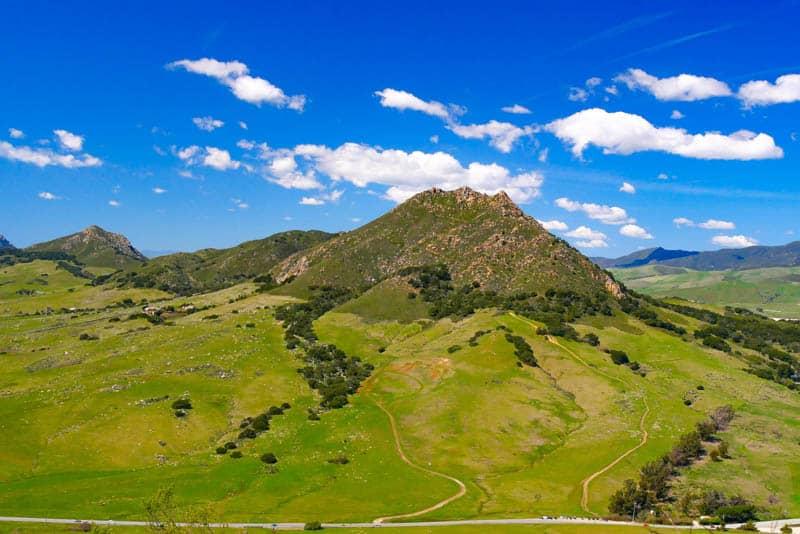 Bishop Peak San Luis Obispo California