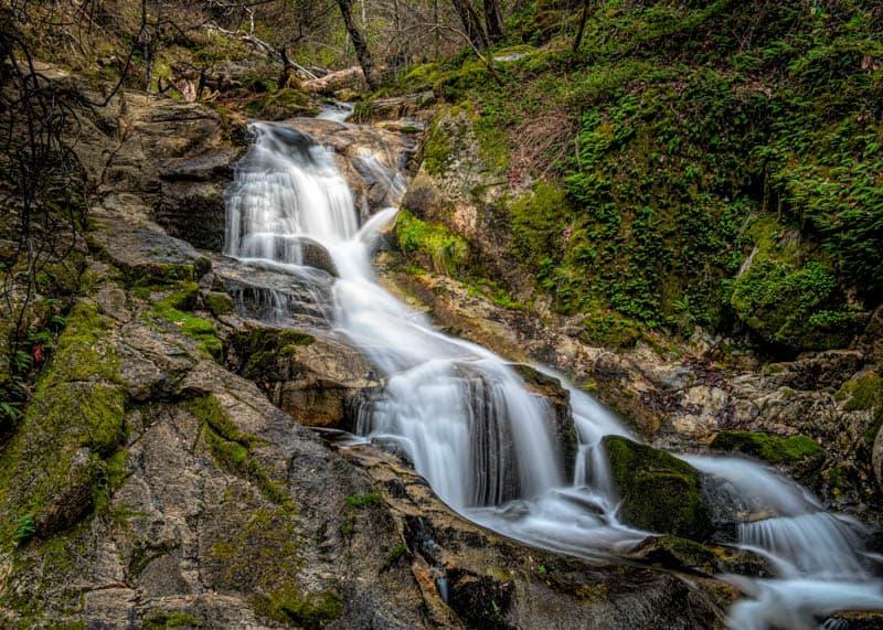 Frey Creek Falls Oroville California