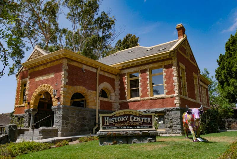 The History Center of San Luis Obispo California