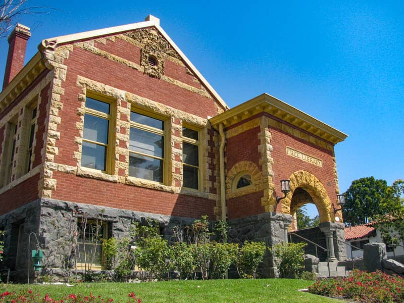 History Center San Luis Obispo California
