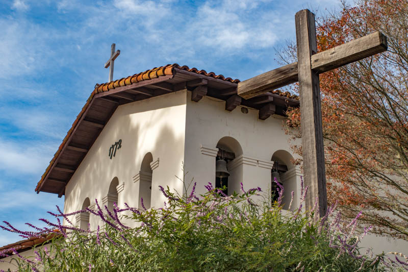 Visiting Mission san Luis Obispo de Tolosa is one of the best things to do in SLO