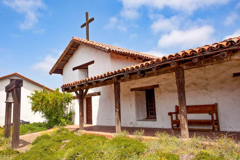 Mission San Francisco Solano in Sonoma California