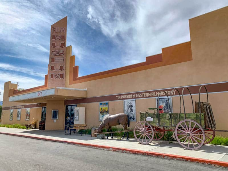 Museum of Western Film History in Lone Pine