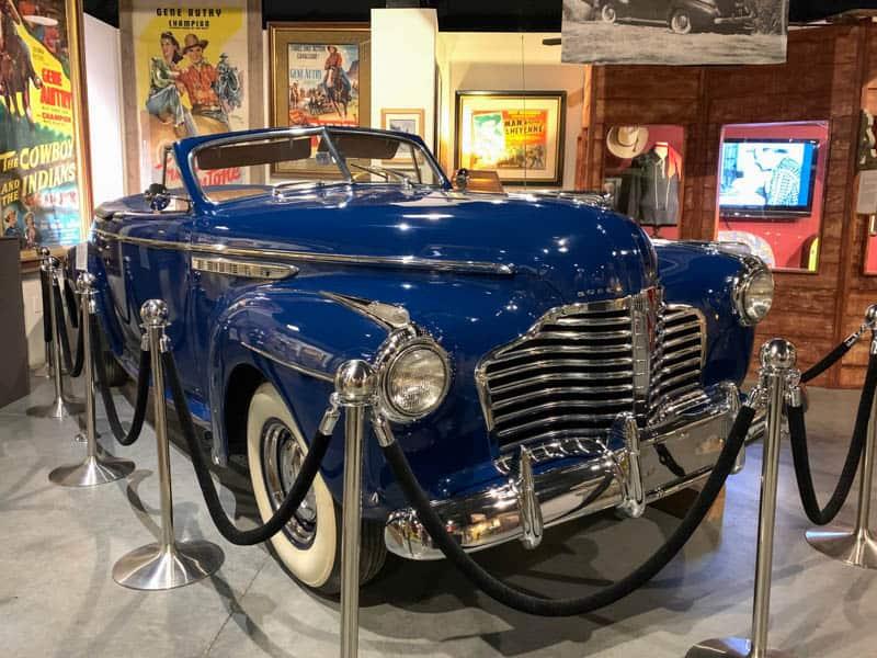 Museum of Western Film History in Lone Pine CA