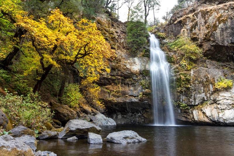 Potem Creek Falls California