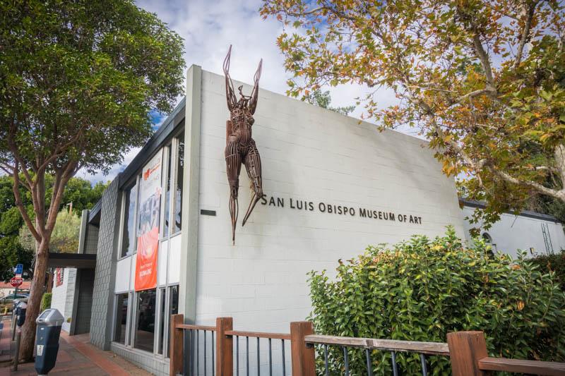 SLO Museum of Art, San Luis Obispo, California