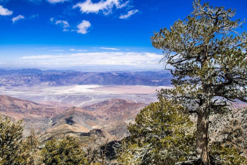 Telescope Peak Trail Death Valley California