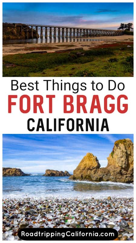 Discover the best things to do in Fort Bragg, California, home to the famous Glass Beach! Plus where to stay and where to eat.