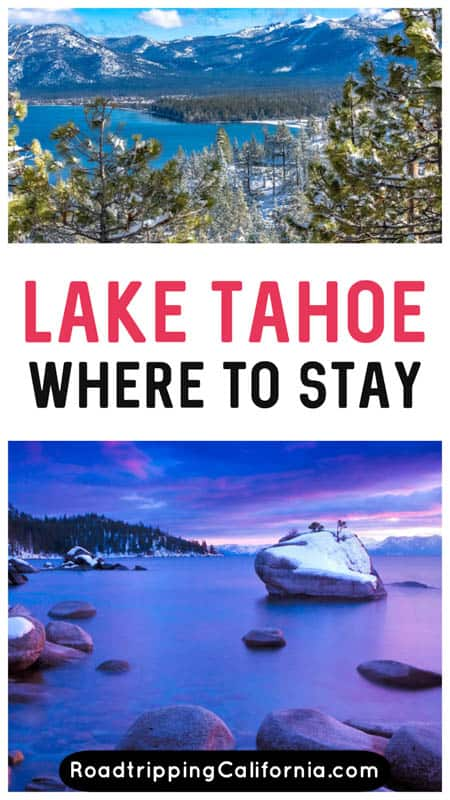 Discover the best places to stay in Lake Tahoe: learn about the little communities on the shore of Lake Tahoe and browse our curated list of hotels, resorts, and vacation rentals!