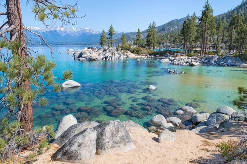 Where To Stay In Lake Tahoe Roadtripping California