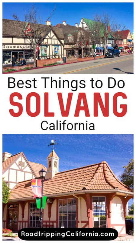 Discover the most exciting things to do in Solvang, California! From admiring the darling Danish architecture to gorging on pastries in Danish bakeries, these are the best things to do in Solvang!