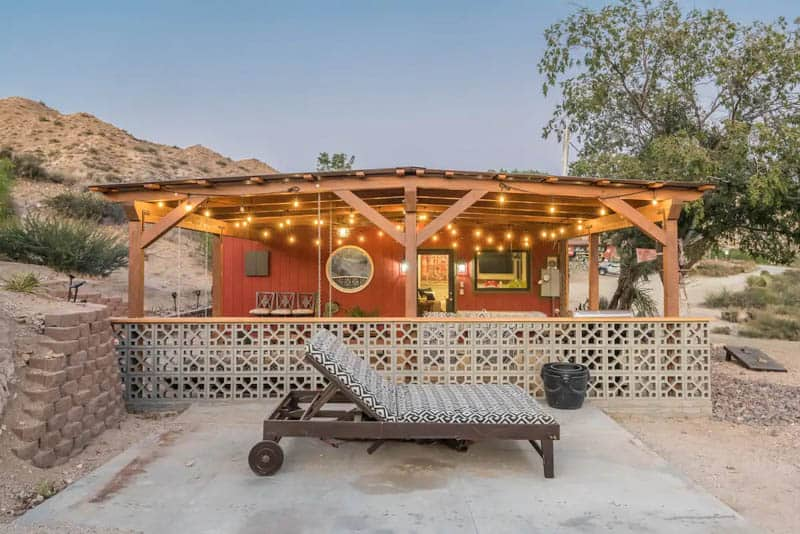 Sun Ray Ranch Airbnb