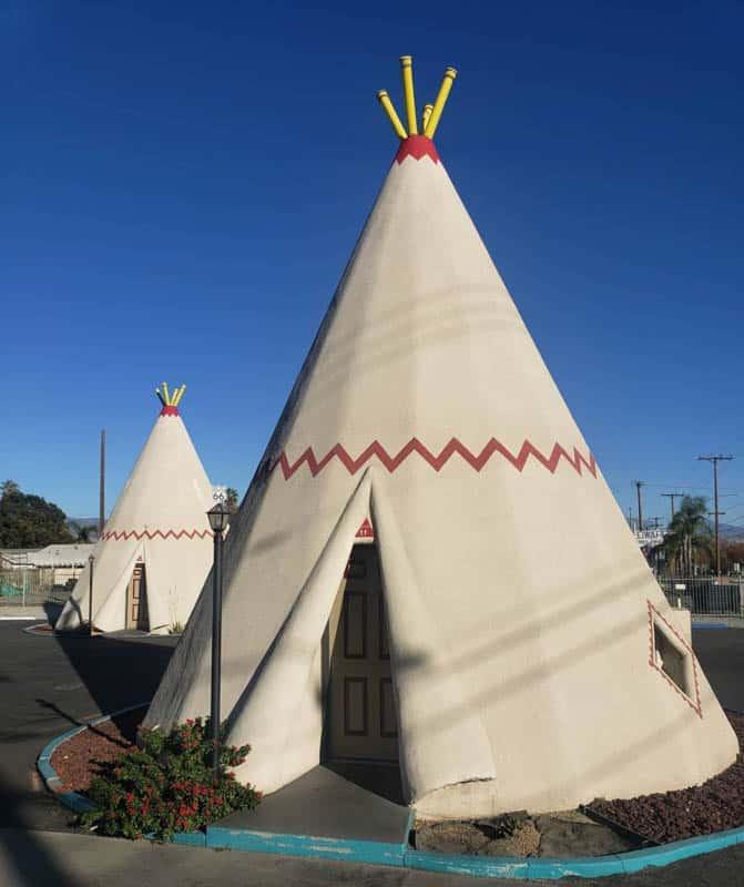 Wigwam Motel San Bernadino California