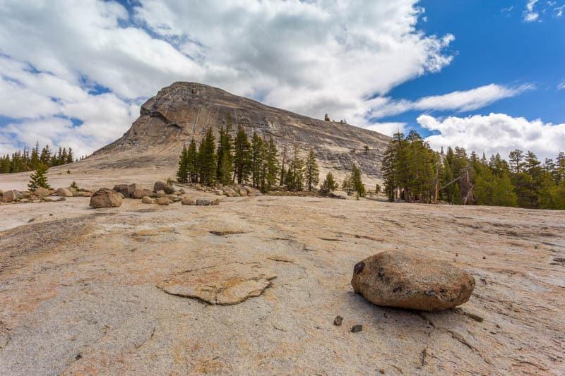 Lembert Dome in Yosemite NP California