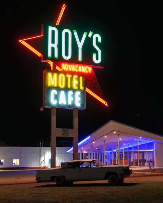 Roy's Cafe Amboy CA