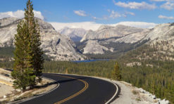Tioga Road: A Beautiful Summer Road Trip at Yosemite National Park