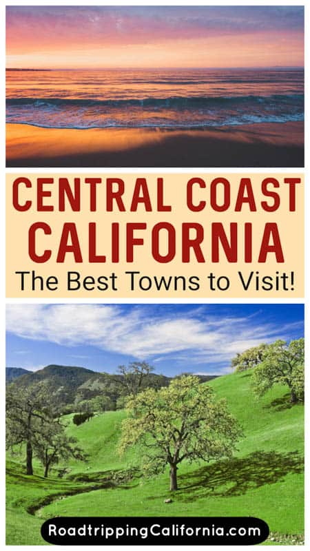 Discover the most charming towns to visit along the beautiful Central California Coast! From the towns of the Santa Ynez Valley to SLO County and the Monterey Peninsula, you have lots of choices!