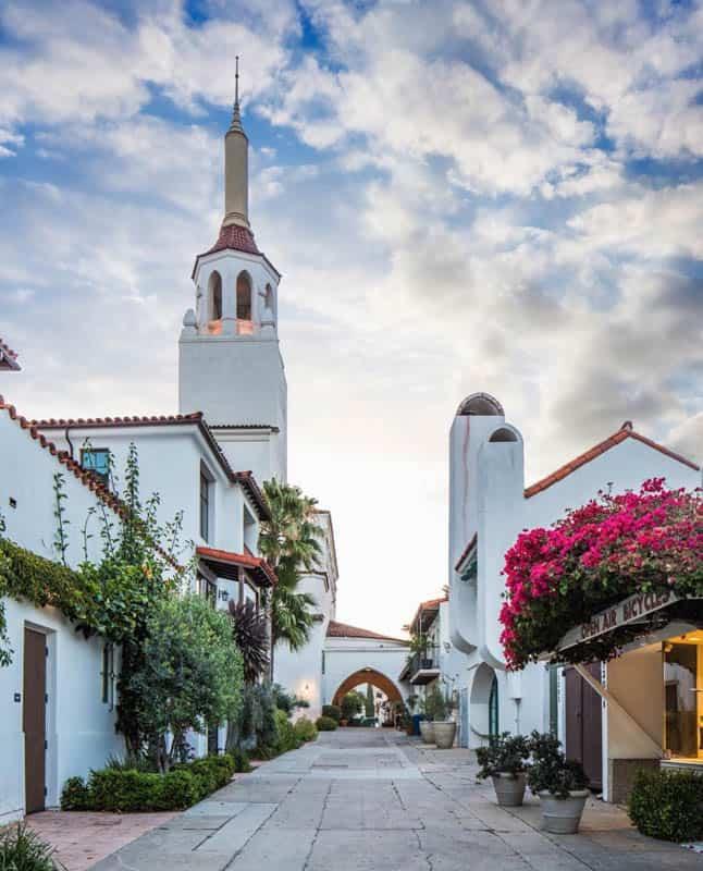 Arlington Theatre Santa Barbara California