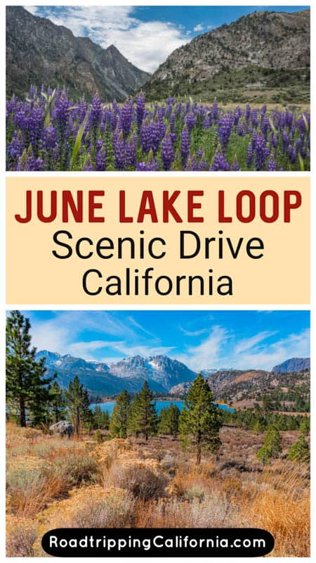 Discover the beautiful June Lake Loop drive in the Eastern Sierra of California! Open except during the winter, the drive features sparkling alpine lakes and stunning mountain vistas.