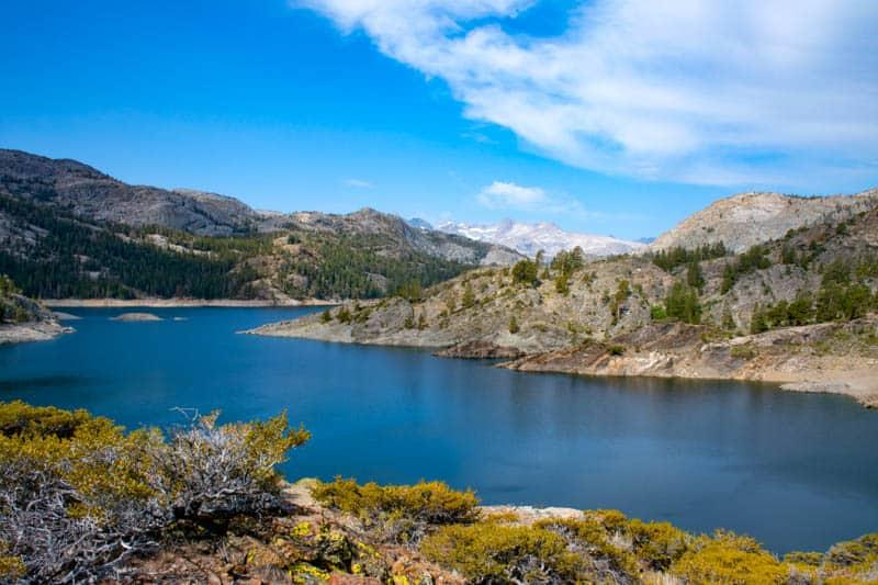 Gem Lake in California