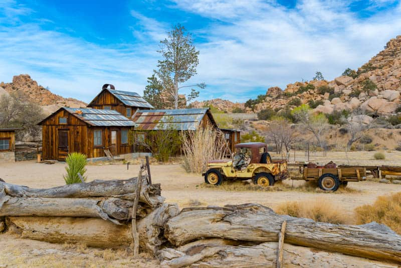 Keys Ranch, Joshua Tree National Park, California