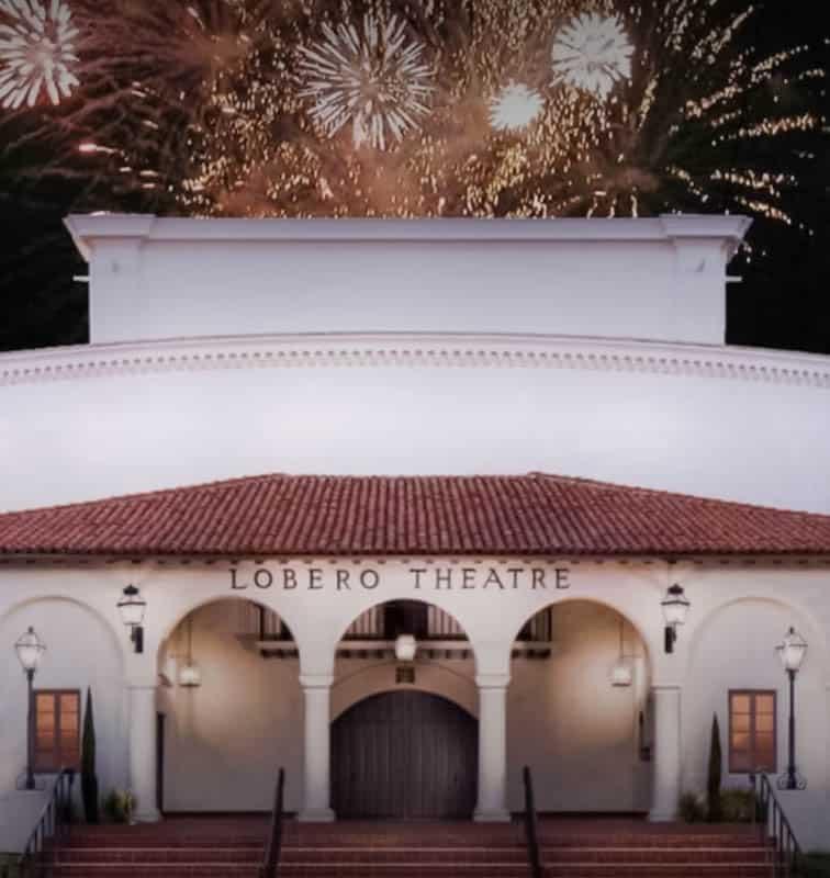 Lobero Theatre in Santa Barbara California
