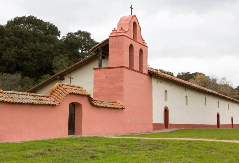 Mission La Purisima in Lompoc, California