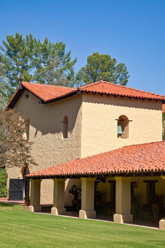 Mission San Fernando in California