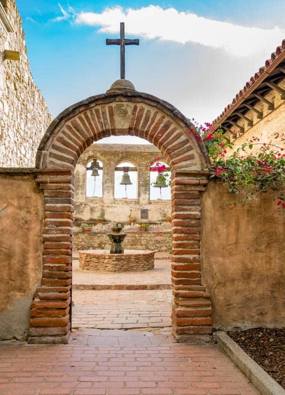 Mission San Juan Capistrano California