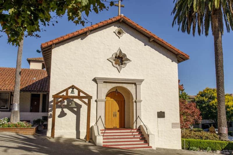 Mission San Rafael in California