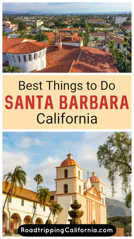 Discover all the best things to do in Santa Barbara, California! The best beaches, beautiful historic landmarks, great food and drink, shopping, and more!