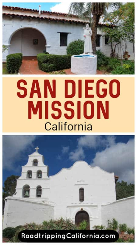 Discover why you must visit the Mission San Diego de Alcala in San Diego, California!