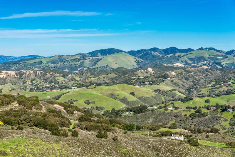 Carmel Valley is a must visit in Central California!