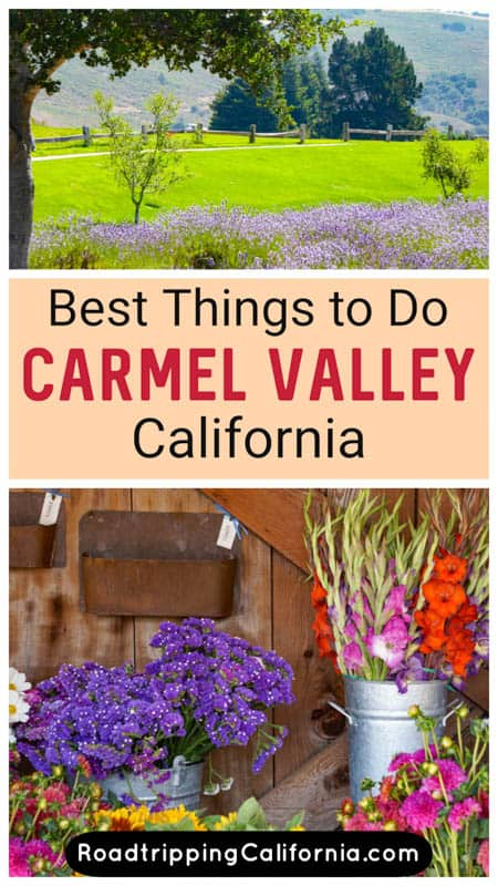 Discover the best things to do in pastoral Carmel Valley California, from wine tasting and good food to scenic drives and hiking.