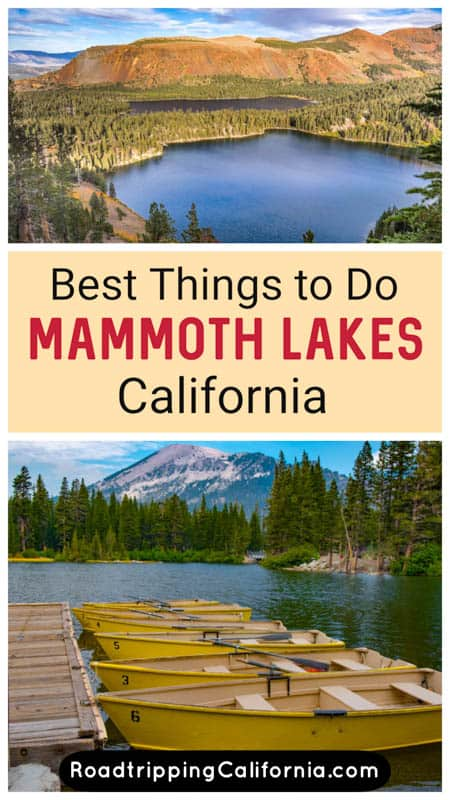 Discover the best things to do in Mammoth Lakes, California! The Eastern Sierra town has lots to offer in the warmer months, from hiking and photography to scenic drives and camping.