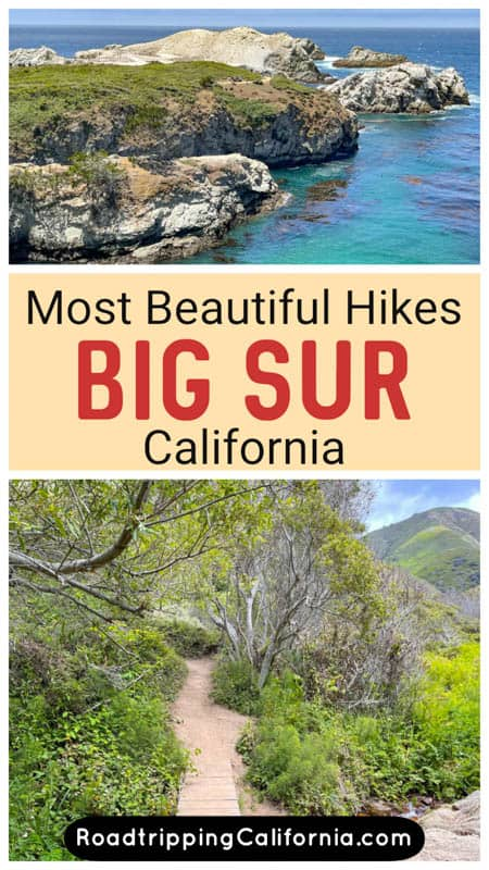 Discover the must-do hikes in Big Sur, California, from walking on sandy beaches to strolling through redwood groves and climbing bluffs and ridges for ocean views. Great photo ops!