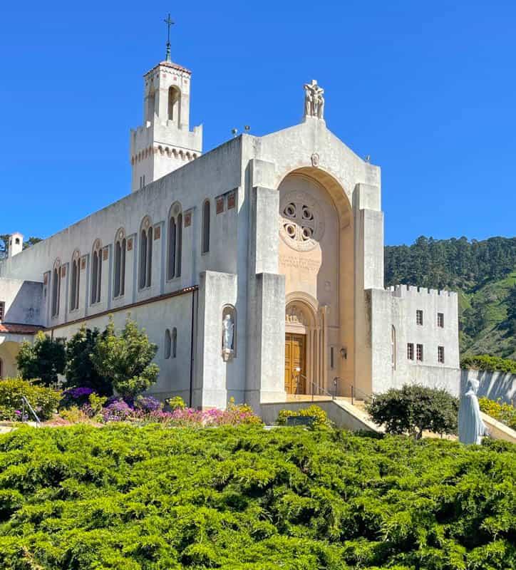 Carmelite Monastery in Carmel California