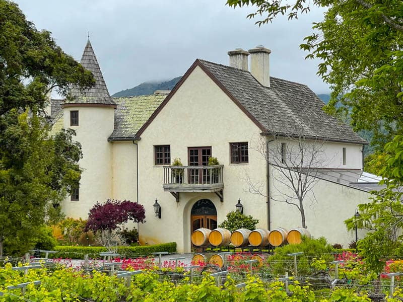 Folktale Winery in Carmel Valley, California