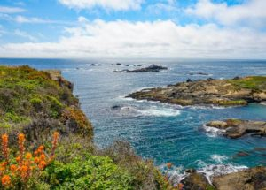 Sea Lion Point Trail in Point Lobos State Reserve, Carmel