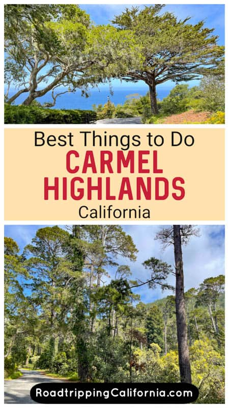 Discover the best things to do in Carmel Highlands, from nature walks and scenic drives to birdwatching and sunsets.