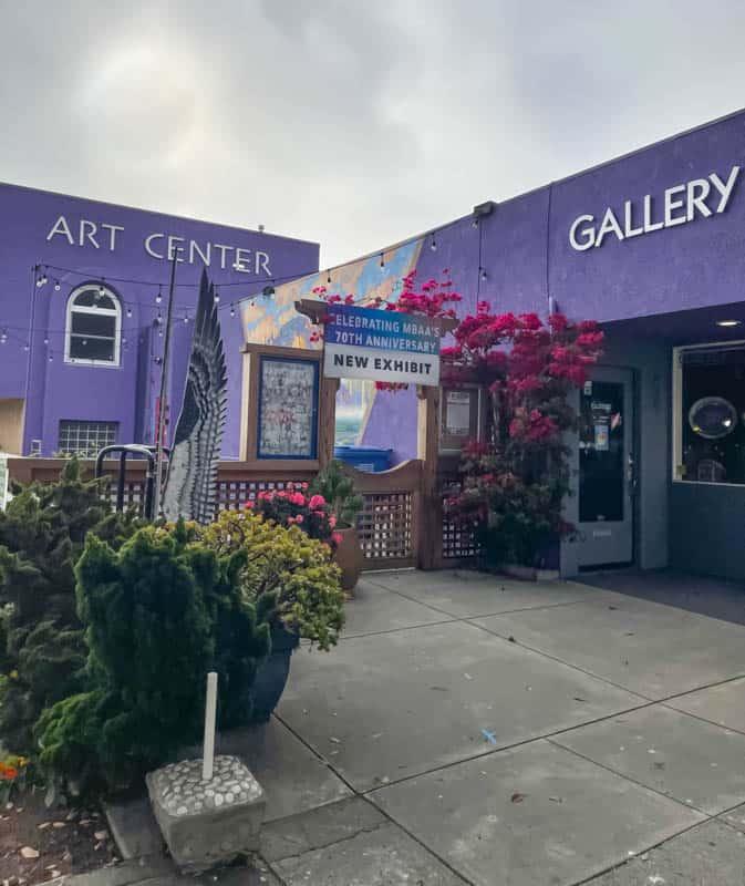 Art Center in Morro Bay, California