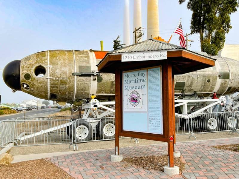 Maritime Museum in Morro Bay California